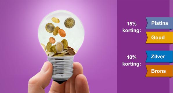 Met Nuon Exclusief bespaart u energie!