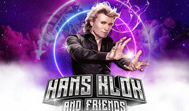€ 10 korting op Hans Klok & Friends