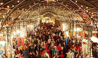 Voor € 13,95 naar Margriet Winter Fair!