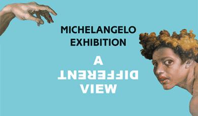 2e kaartje gratis voor Michelangelo 'A Different View'